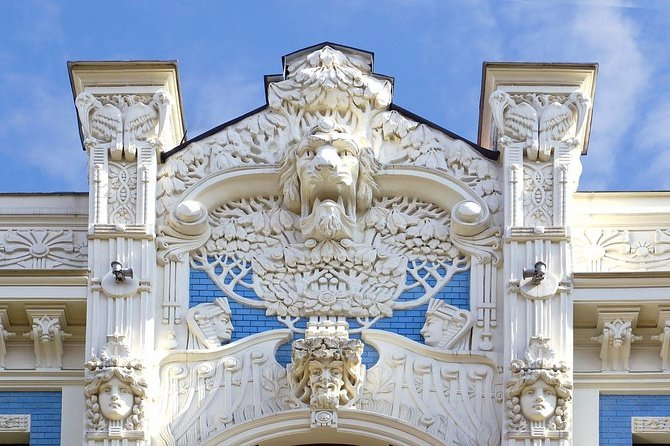 Explore Riga's Art Nouveau district with a Local