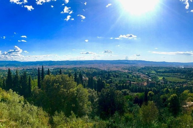 Off-road cycling tour from Bologna to Florence