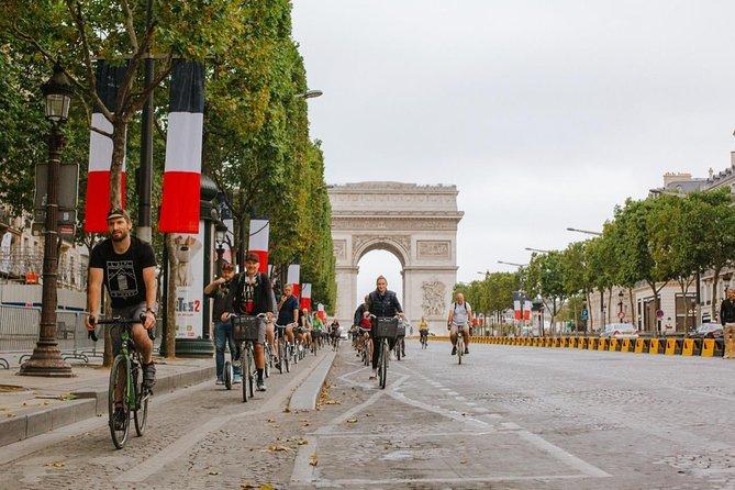 The Paris Monuments Tour