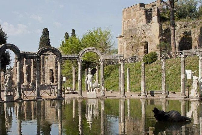 Winter Special OFFER!! Tivoli Villas Tour from Rome with Driver