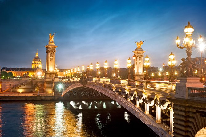 Private Guided Paris by Night with Pick up Hotel photo 12