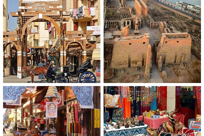 Luxor City Tour & Local Experience