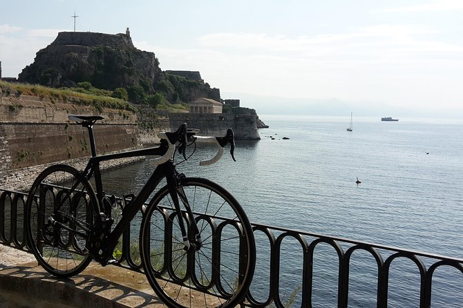 See Corfu Town as a Local! On Foot or by Bike