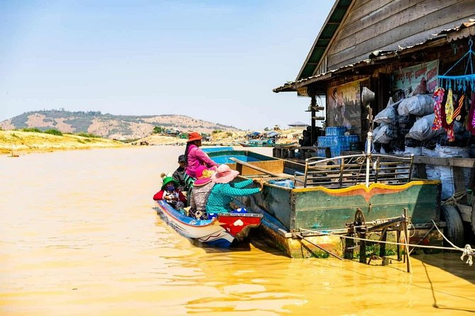 Tonle Sap Lake and Kampong Phluk Private Half Day tour from Siem Reap photo 12