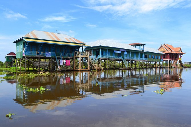 Tonle Sap Lake and Kampong Phluk Private Half Day tour from Siem Reap photo 2