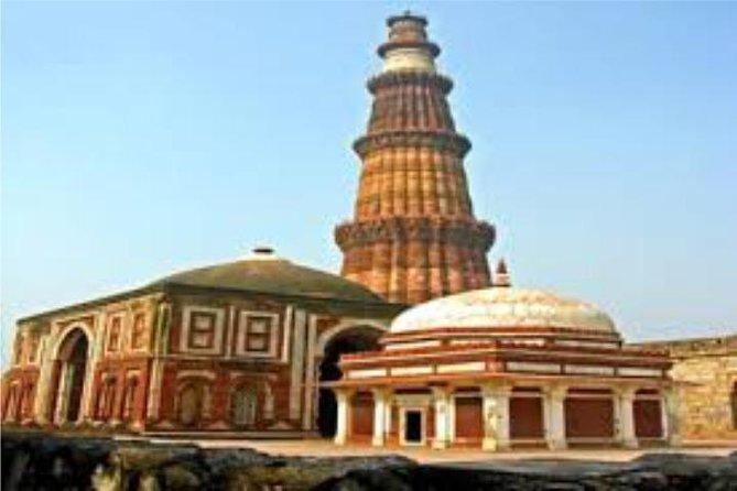 Private trip to Qutub Minar