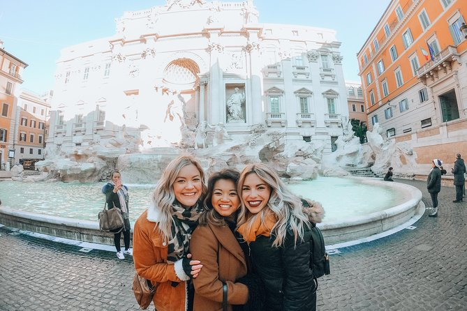 The Instagrammable Places of Rome Walking Tour with a Local