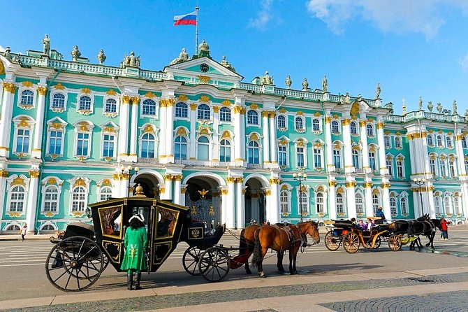 Private excursion to the Hermitage, St Petersburg