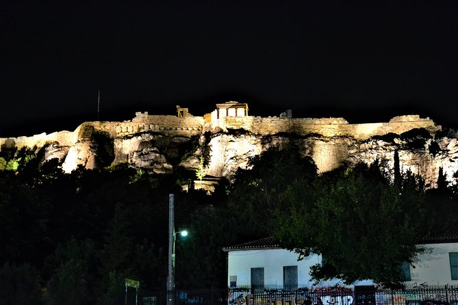 Experience the Athens Nightlife