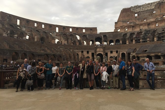 Supersaver: Early Bird Vatican Museums, Colosseum and Ancient Rome Guided Tour photo 4