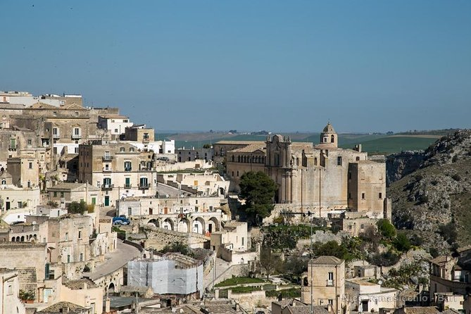 Private transfer to Matera from Positano or reverse