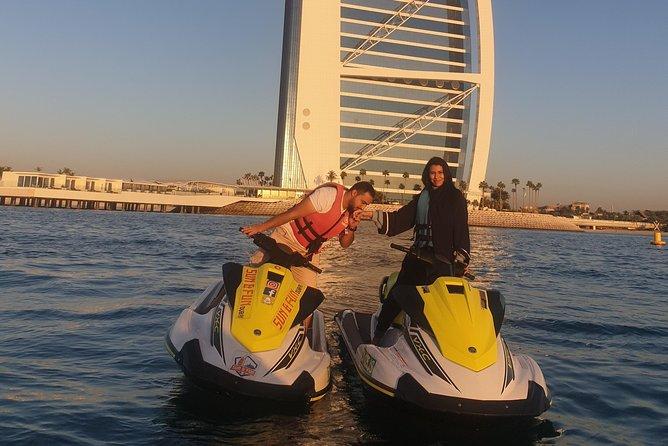 Jet Ski Experience in Burj Al Arab
