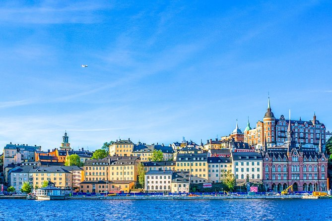 Architectural Walk of Stockholm with a Local
