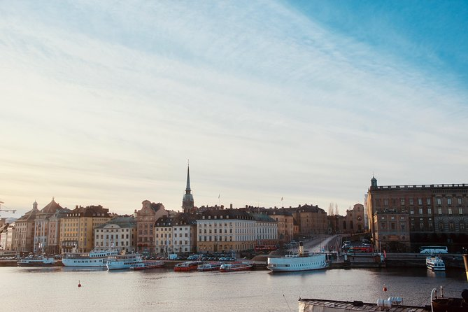 Photogenic Stockholm with a Local