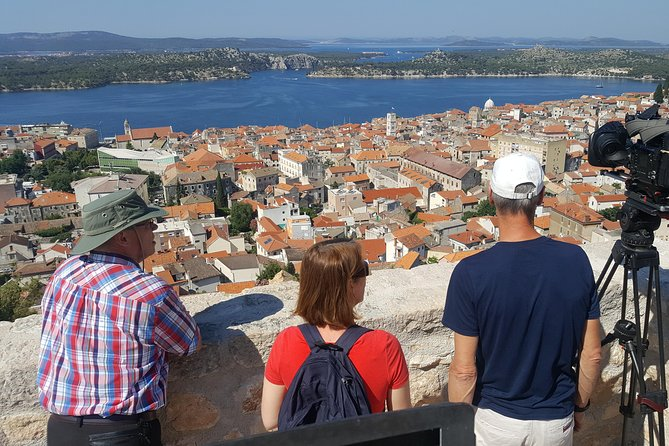 Fortress View and Sibenik Private Tour, with Transport