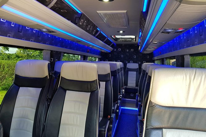 Minibus and Coach Hire