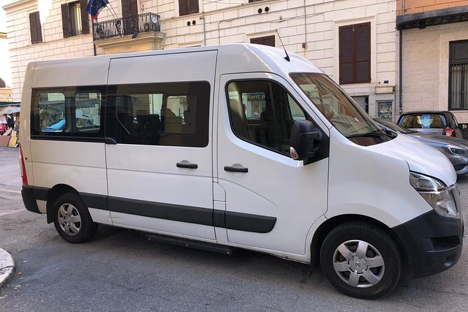 Shuttle to & from Rome City Hotels to Fiumicino Airport photo 9