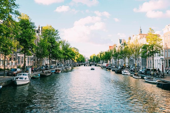 7-Day Rail Tour - Amsterdam to Brussels (Return)
