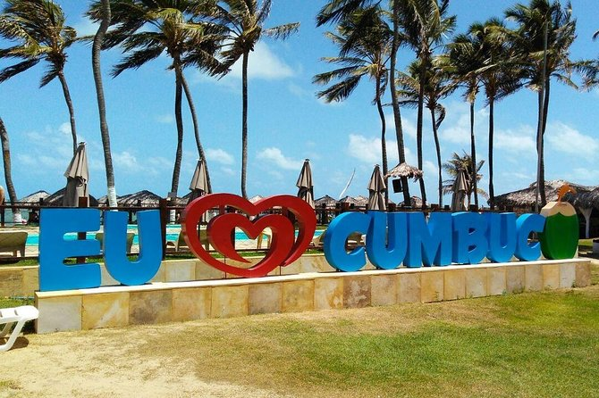 Tour praia do Cumbuco