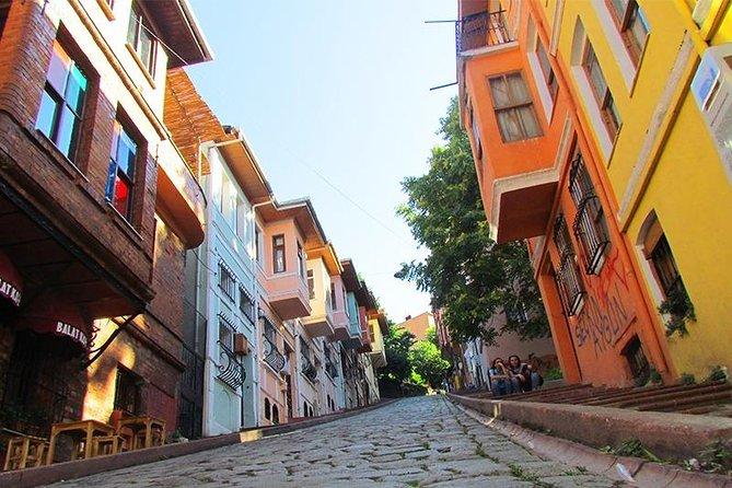 Explore the 'hip' districts: Fener & Balat