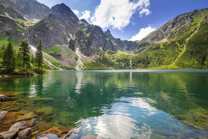From Kraków: Morskie Oko in The Tatra Mountains