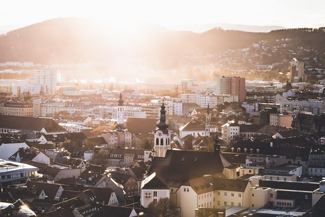 Photogenic Graz with a Local - 2 Hour Tour