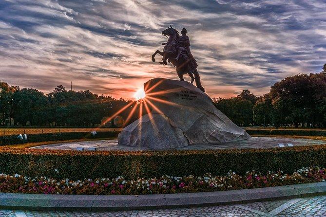 Private Shore-Excursion: 1-Day St Petersburg Tour