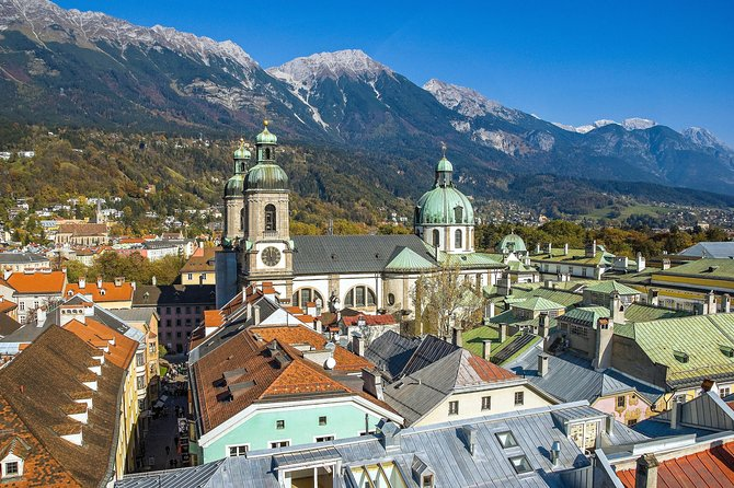 Best Intro Tour of Innsbruck with a Local