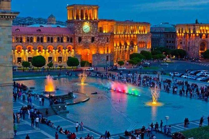 Private tour: Yerevan (Matenadaran, Parajanov Museum)
