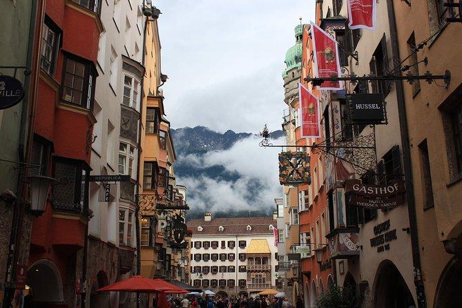 Historical Walk through Innsbruck with a Local