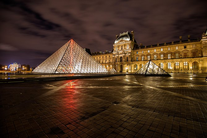 Private Guided Paris by Night with Pick up Hotel photo 7