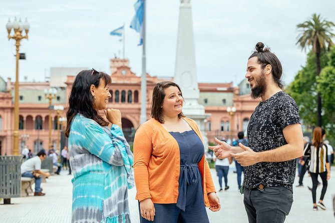 Withlocals Highlights & Hidden Gems: Best of Buenos Aires Private Tour