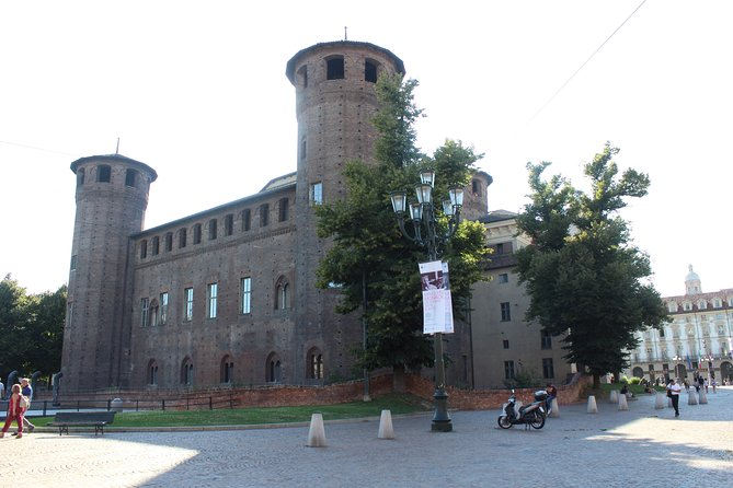 Tour of the city center