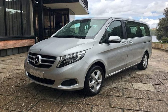 Arrival Private Transfer from Corfu Airport CFU or Port to Island by Minivan
