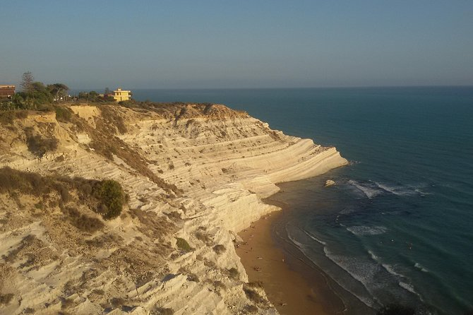 Excursion Agrigento Valley of the Temples Scala dei Turchi