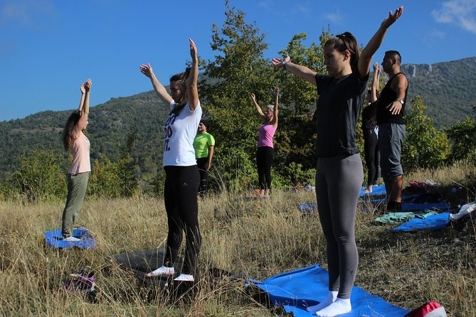 Yoga & Hike Ohrid - Hill Olmec photo 3