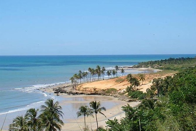 Tour praia de Lagoinha