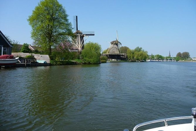 """The """"NON TOURIST TRAP"""" Windmill Tour - Away from the crowds!"""