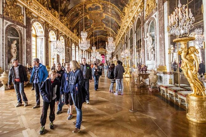 Paris Versailles Palaces Tour : Guided Royal Apartments entry + Skip The Line