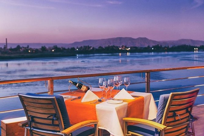Nile Cruise trip from Luxor to Aswan 3 days 2 nights