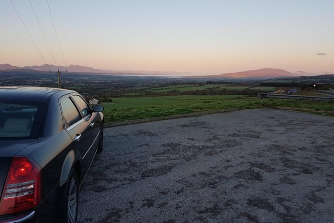 Galway City to Shannon Airport, Private Chauffeur Transfer, Premium Sedan
