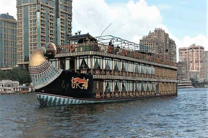 Cairo Dinner Nile Cruise