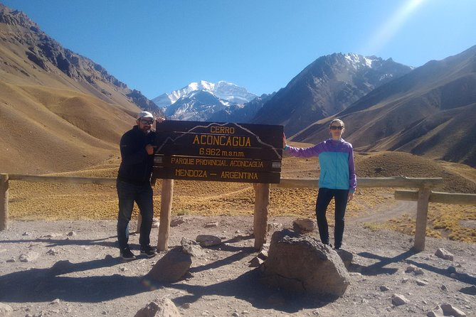 High mountain tours Aconcagua Park !!