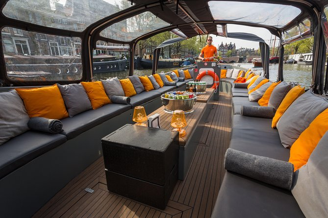 Luxury Boat Cruise