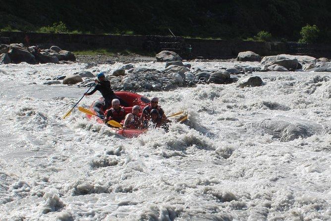 Trishuli 1 Day Rafting