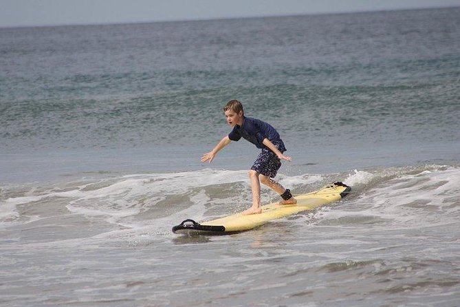 Surf Lessons on an Amazing Secluded Beach photo 27