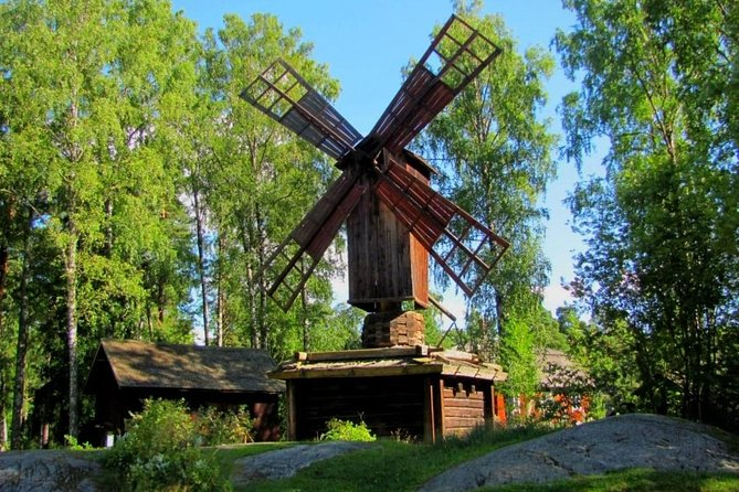 Private Tour: Helsinki Highlights and the Seurasaari Open-Air Museum