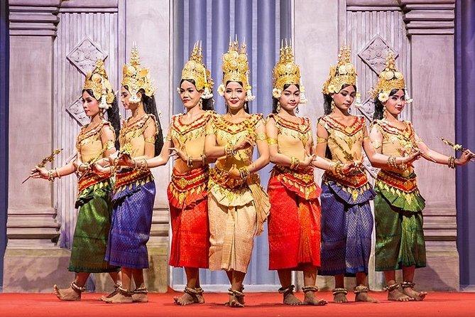 Apsara Dinner Show at Amazon Angkor (Free Hotel Pick Up)