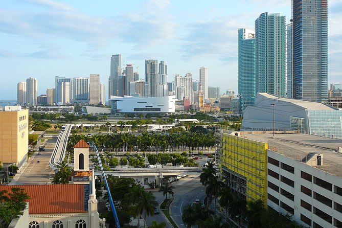 Private 8-hour City Tour of Miami with private driver/guide with hotel pick up