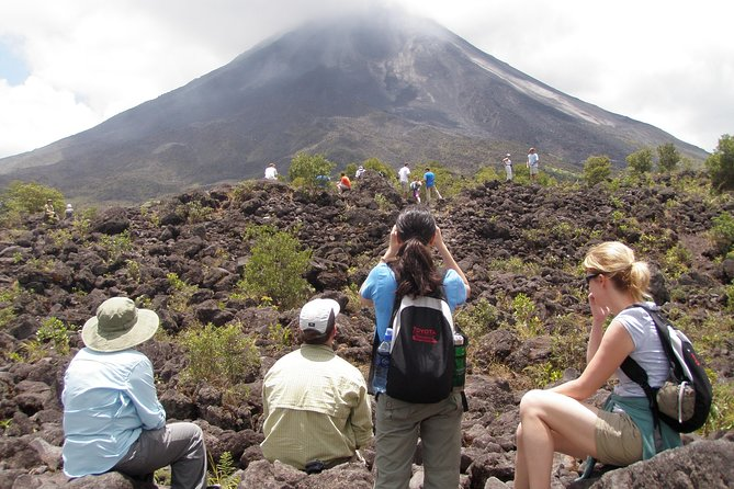 Amazing Two Volcano Hike